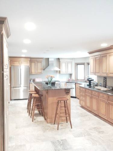 Amherst Kitchen Remodel